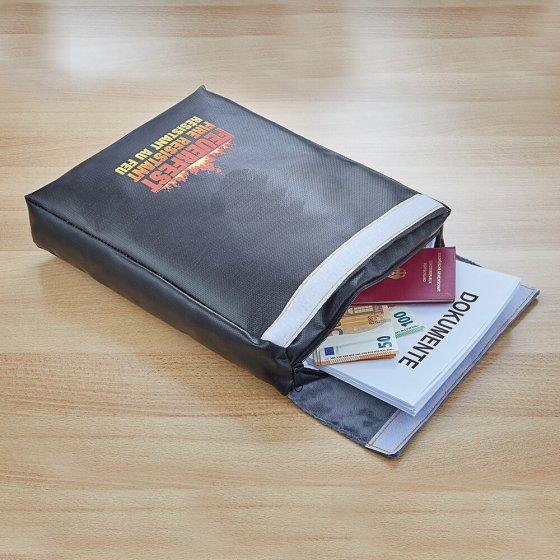 Porte-document XL résistant au feu