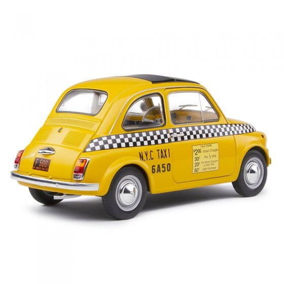 """Fiat 500 """"Taxi NYC"""""""
