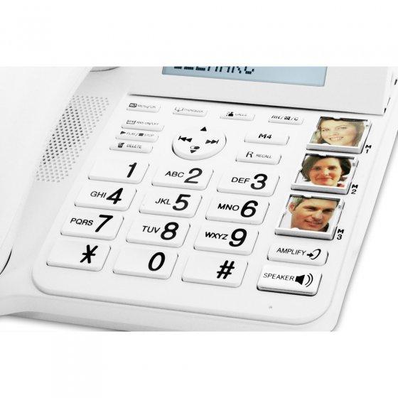 Téléphone grandes touches