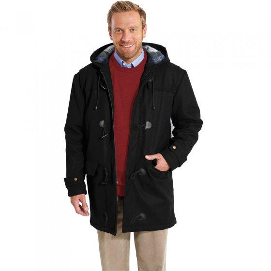 Duffle-coat en laine