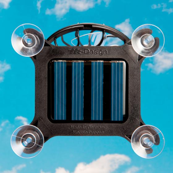 commander en toute simplicit ventilateur solaire pour. Black Bedroom Furniture Sets. Home Design Ideas