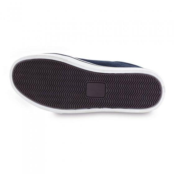 Chaussures cuir stretch