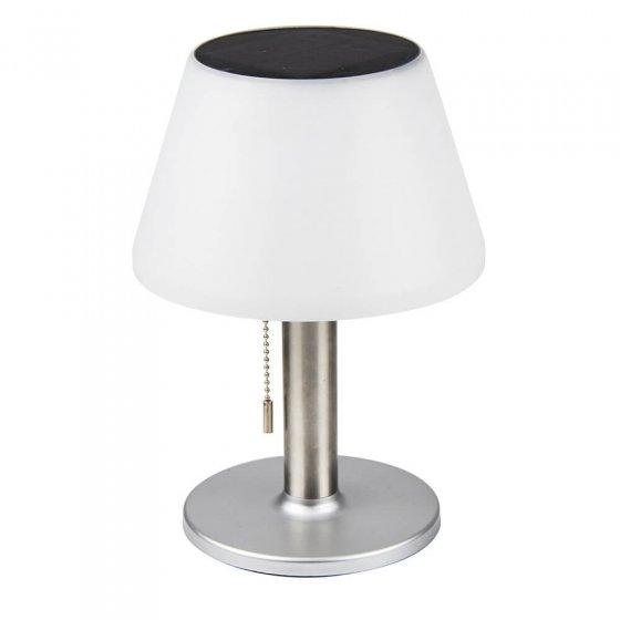 Lampe de table LED solaire