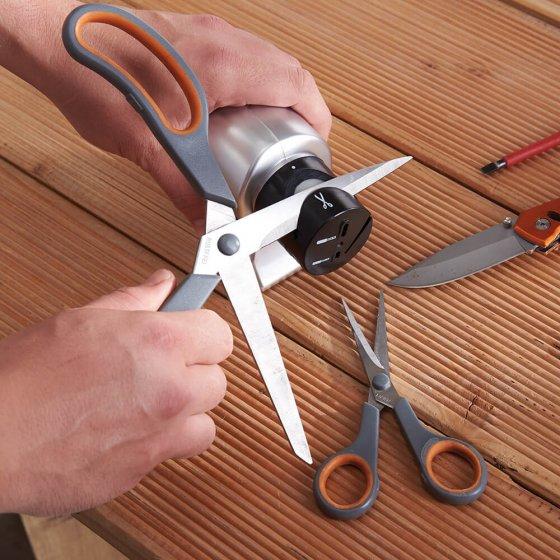 Aiguiseur de couteaux électrique