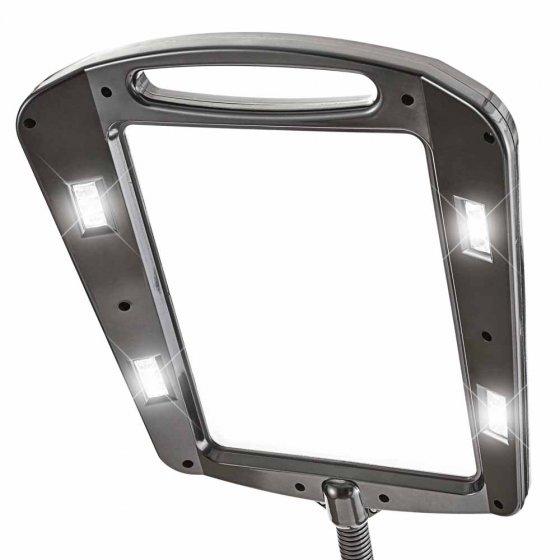 Maxi loupe LED sur pied
