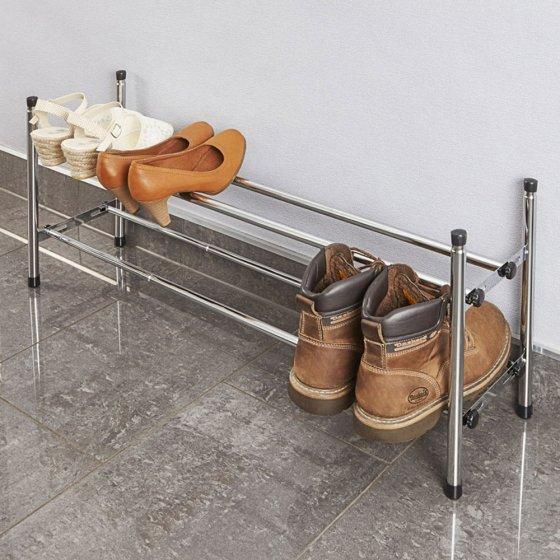 Commander en toute simplicit meuble chaussures - Range chaussures telescopique ...