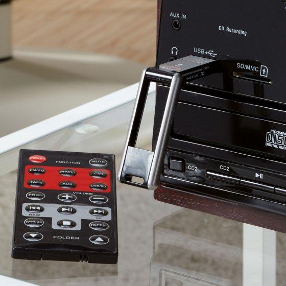 Chaîne audio compacte