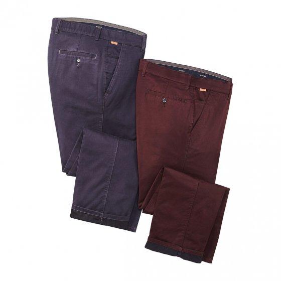 Pantalon thermique en coton