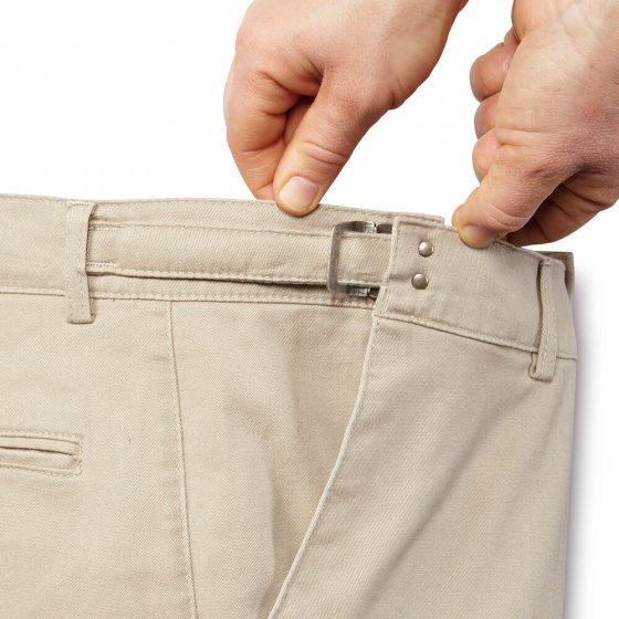 Pantalon confort en coton