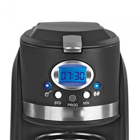 Mini cafetière électrique avec moulin