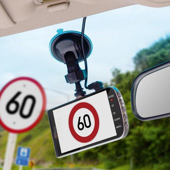 Caméra avec systèmes d'aide à la conduite