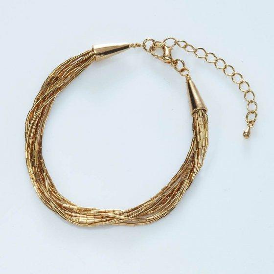 """parure de bijoux """"Goldfluss"""""""