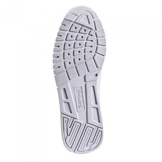 Chaussures de sport en cuir a velcros