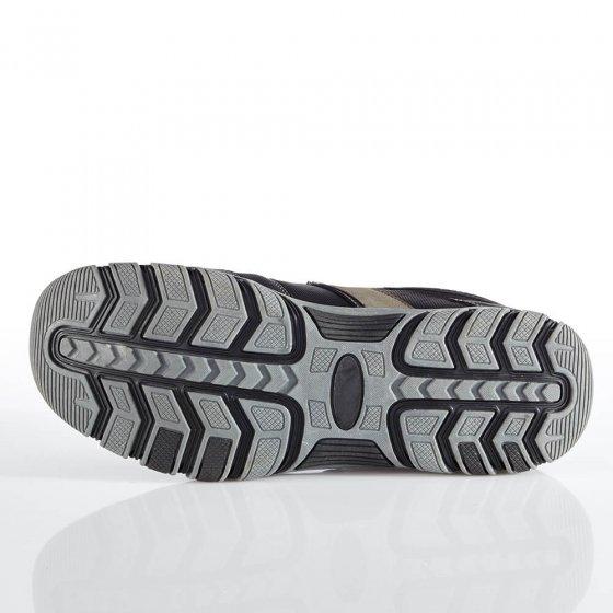Sneakers à empiècements stretch