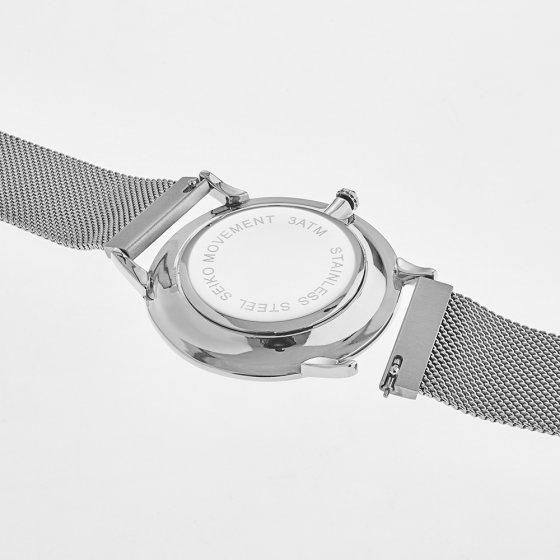 Bracelet milanais à fermoir magnétique