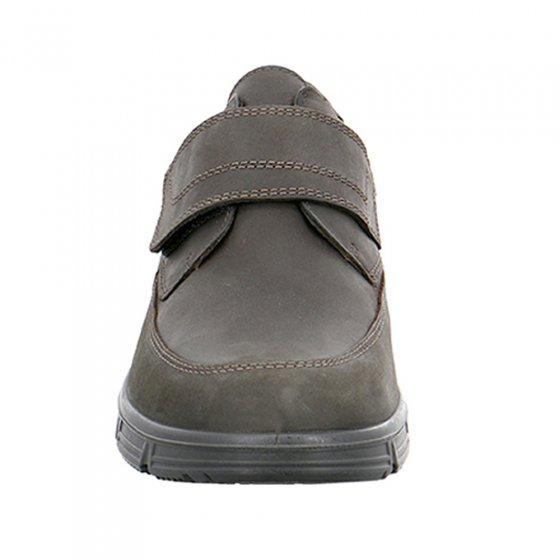 Chaussures hommes à patte auto-agrippante