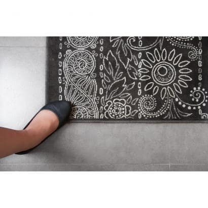 Patins anti glisse pour tapis lot de 8 achetez ce for Produit pour nettoyer les tapis
