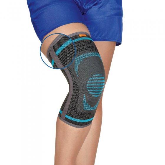 Bandage genou élastique