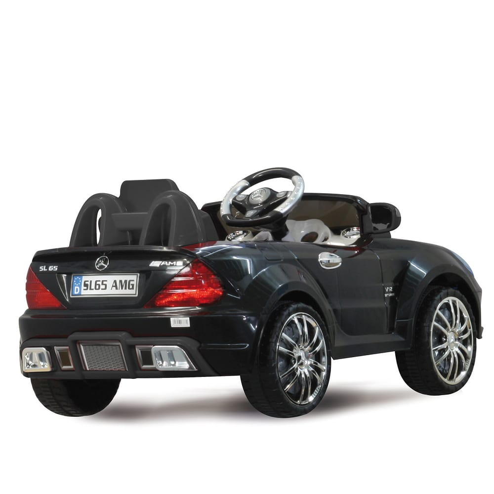voiture d enfant lectrique mb sl65 achetez ce produit. Black Bedroom Furniture Sets. Home Design Ideas