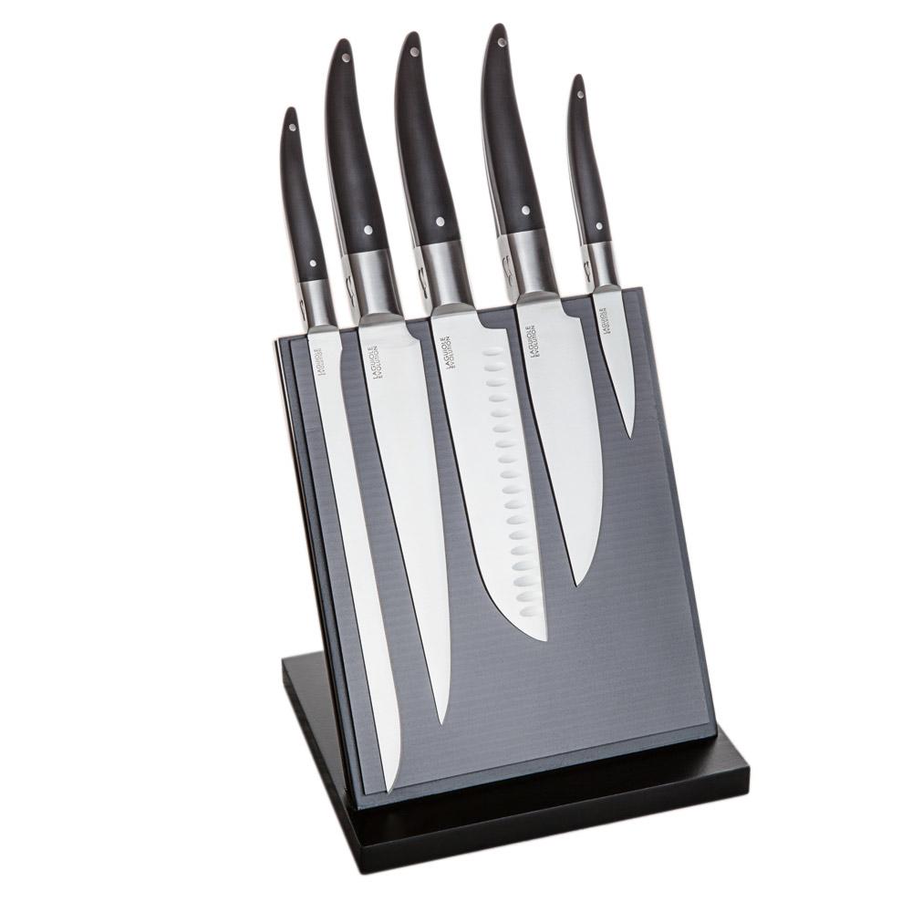 Set de couteaux de cuisine laguiole achetez ce produit - Set de couteaux de cuisine ...