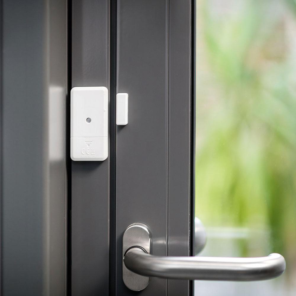 commander en toute simplicit alarme portes et fen tres ultra plate lot de 3 chez eurotops. Black Bedroom Furniture Sets. Home Design Ideas