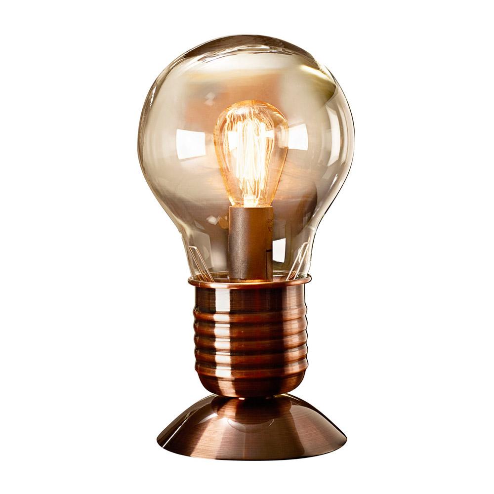 Commander en toute simplicit lampe ampoule lectrique for Lampe en forme d ampoule