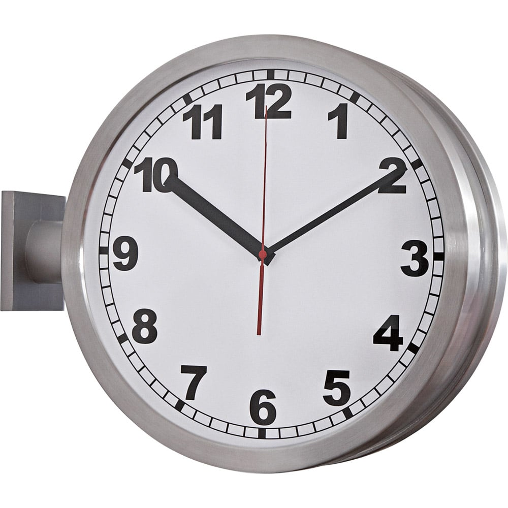 commander en toute simplicit horloge murale radiopilot e. Black Bedroom Furniture Sets. Home Design Ideas