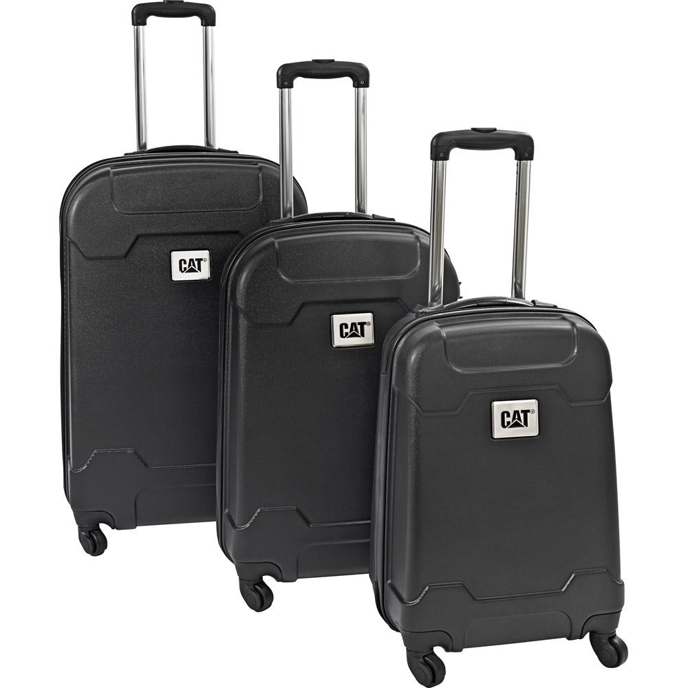 commander en toute simplicit valises roulettes cat lot de 3 chez eurotops. Black Bedroom Furniture Sets. Home Design Ideas