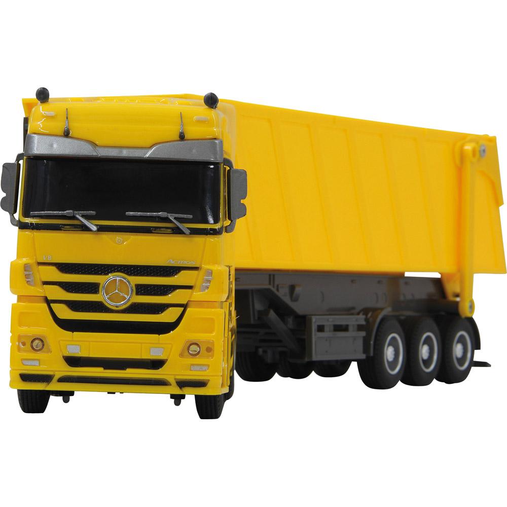 commander en toute simplicit camion benne mercedes chez eurotops. Black Bedroom Furniture Sets. Home Design Ideas