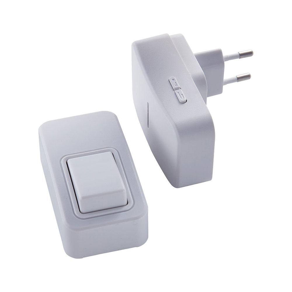 Sonnette radio pilot e sans piles achetez ce produit - Sonnette sans fil sans pile ...