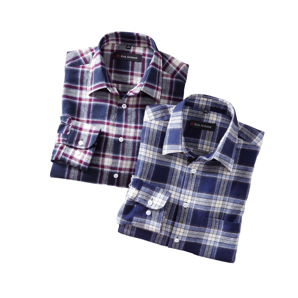 chemise en flanelle de coton achetez ce produit chemise. Black Bedroom Furniture Sets. Home Design Ideas