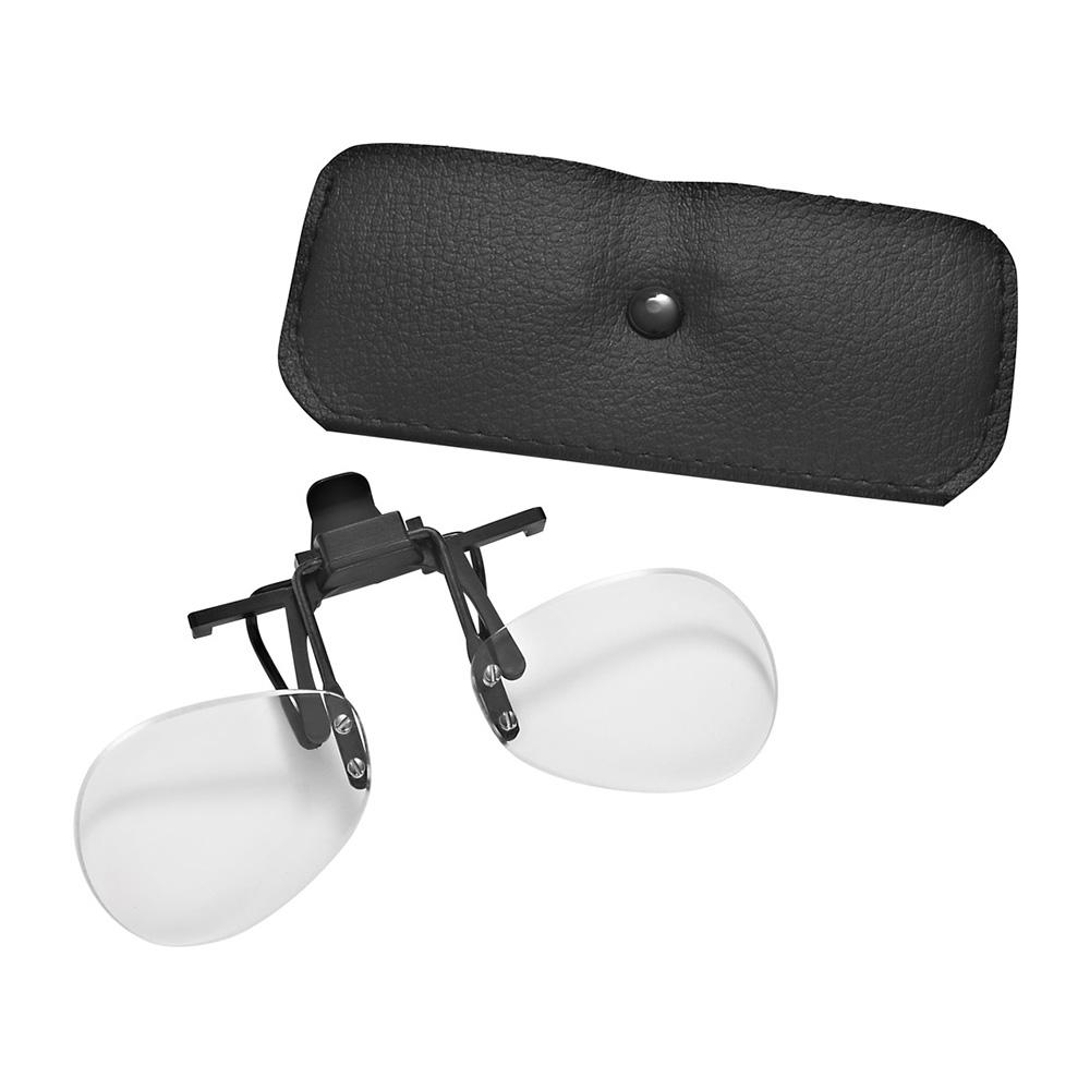 commander en toute simplicit accessoire loupe pour lunettes chez eurotops. Black Bedroom Furniture Sets. Home Design Ideas