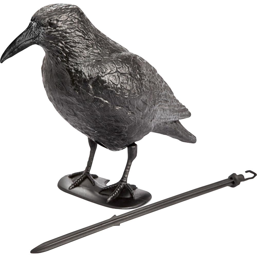 commander en toute simplicit effaroucheur d 39 oiseaux corneille lot de 2 chez eurotops. Black Bedroom Furniture Sets. Home Design Ideas