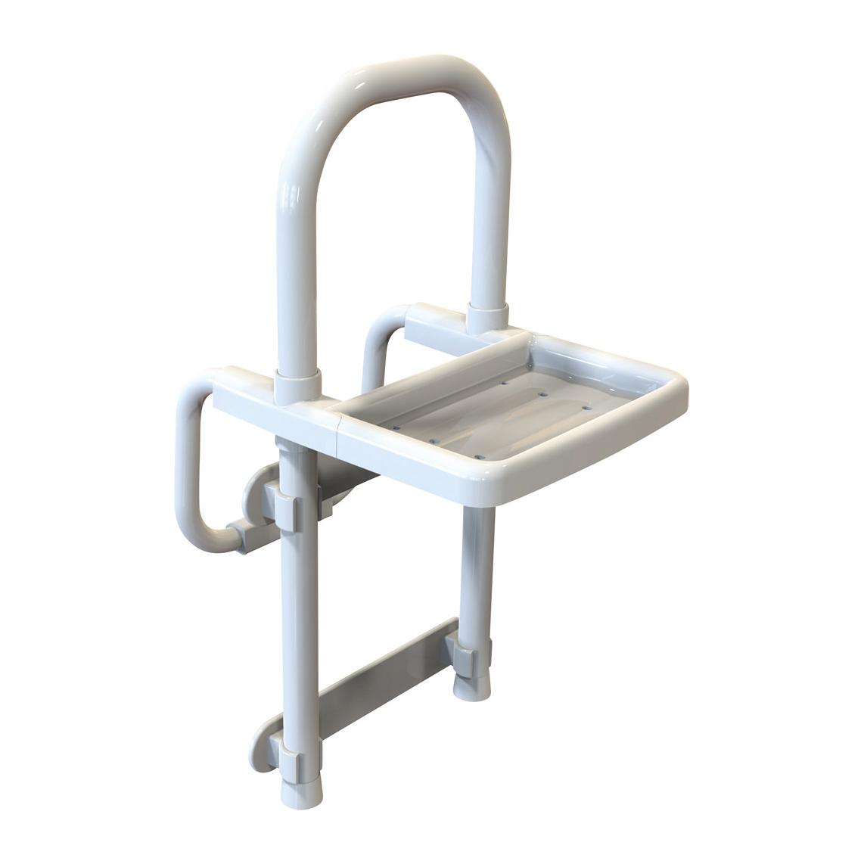 Aide Pour Sortir De La Baignoire barre d'accès à la baignoire avec plateau