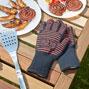 Gants de barbecue thermorésistants